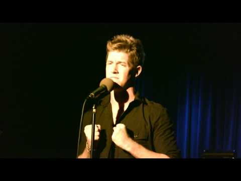 Eric Michael Krop sings Cry by Bobby Cronin