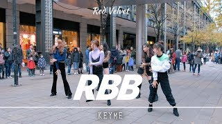[KPOP IN PUBLIC] Red Velvet 'Really Bad Boy' DANCE COVER by KEYME from TAIWAN(Chianti Avenue Plaza)