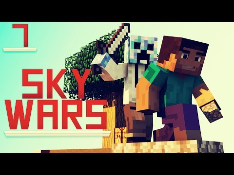 Minecraft: SKYWARS #7 - PALMER IS HERE!
