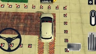 Advance Car Parking 3D Game For Kids - Best Android Gameplay
