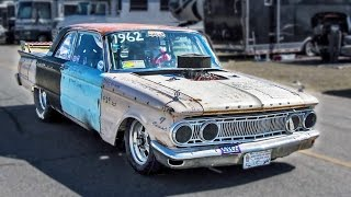 FORD Powered Rat Rod Mercury COMET!