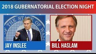 2018 Election Night | Gubernatorial Elections