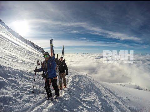 Elbrus Summiting On Ski-Tour Via South Route | Russian Mountain Holidays