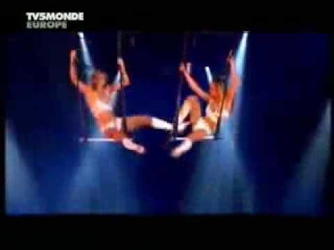 trapecistas extraordinarias