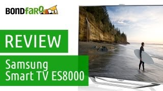 Samsung Smart TV ES8000 - Review