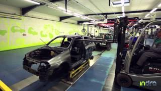 Le circuit du recyclage de voiture - démontage, dépollution