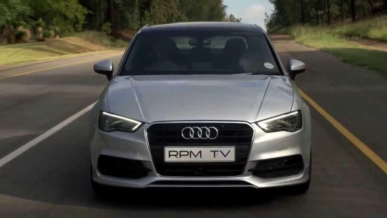 Rpm Tv Episode 262 Audi A3 Sedan 1 8 Tfsi Youtube