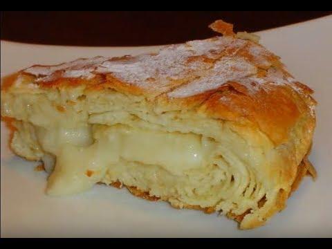 Ну, очень вкусный - пирог фатыр по египетски \ pie fatir in Egypt