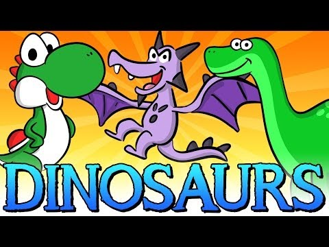 Dinosaurs - Cool School's Wiki for Kids!