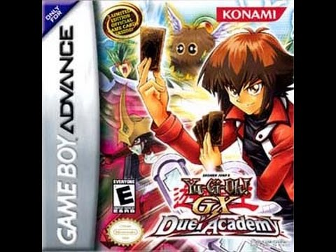 Lets Play Yugioh Gx Duel Academy Pt1