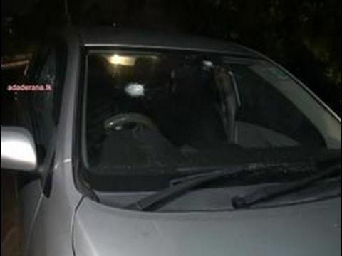 shots fired at car o|eng