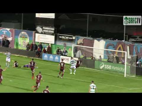Lee Grace goal v Galway United 06-09-19