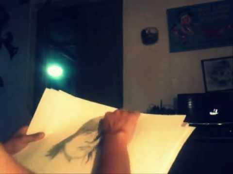 retrato a lapiz de PORTA by:facu quiroga