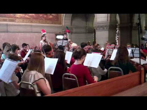 Shaler Area High School Orchestra - A Christmas Trilogy