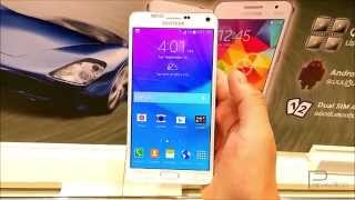 [ Hands-On ] : Samsung Galaxy Note 4 (TH/ไทย)