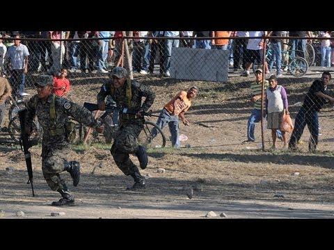 Honduras Prison Fire Kills Over 300 Inmates