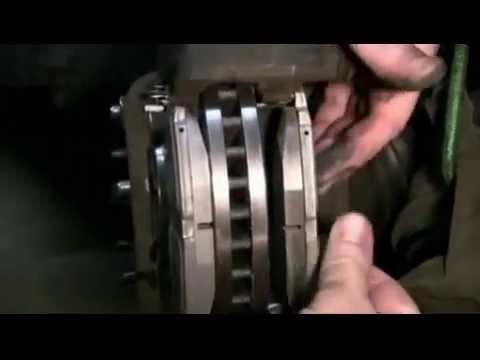 Front Brakes and Rotors on a 2000 Toyota Sienna LE
