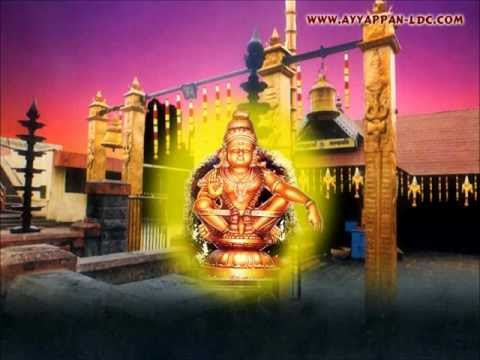 Mandala Maasa Pularikal Pookkum ....p Jayachandran Ayyappa Devotional Song video