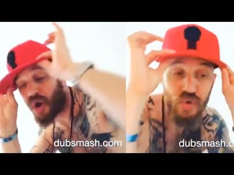 Is Tom Hardy the King of DUBSMASH?  | What's Trending Now