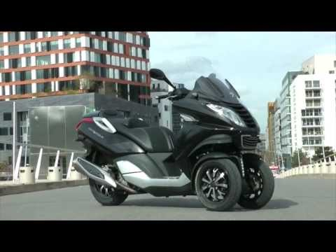 Peugeot Metropolis 400  : L'anti Piaggio MP3 LT est là !