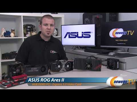 Newegg TV: ASUS ARES II Radeon HD 7970 x2 (7990) Overclocked and Benchmarked