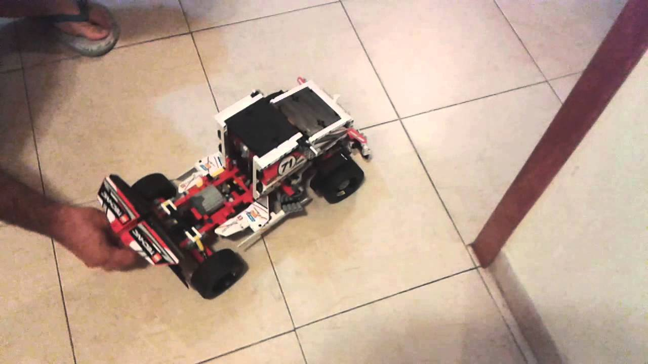 lego 42000 motorized - photo #16