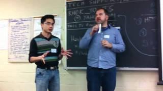 RHoKTO and OpenDataTO: Budget Data Visualizer