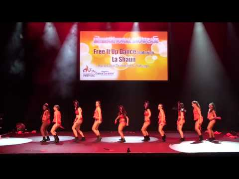 Sydney Latin Festival 2017 - FEEL IT UP DANCE FEAT LA SHAUN