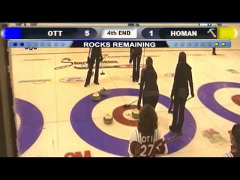 2013 Shorty Jenkins Classic: Mirjam Ott vs Rachel Homan