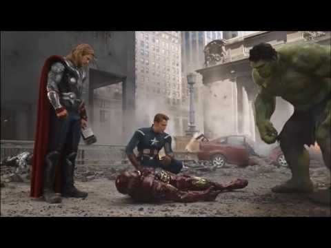 Avengers Hulk Smash Scenes video