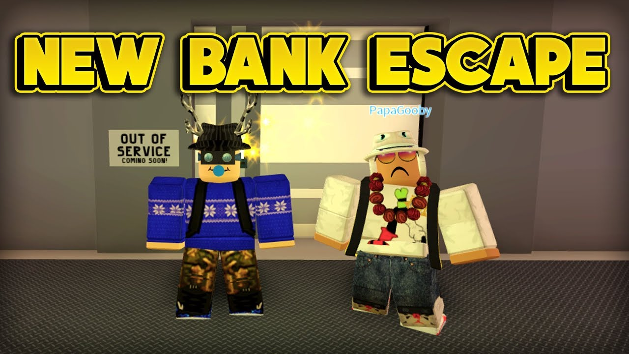 NEW BANK ESCAPE & MORE NEXT UPDATE! (ROBLOX Jailbreak)