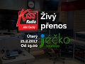 TV Jéčko – Živý přenos z rádia Kiss Jižní Čechy MP3