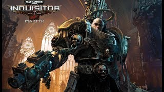 Warhammer 40K Inquisitor Martyr #2 - Saving Space Mahreeeens