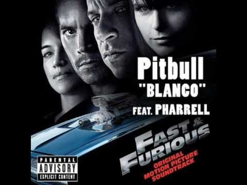 pitbull blanco feat pharrell fast and furious neues modell orginal teile soundtrack youtube. Black Bedroom Furniture Sets. Home Design Ideas