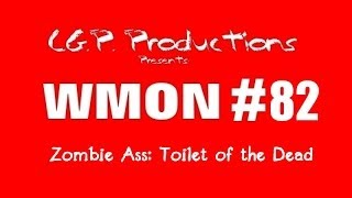 Zombie Ass - Worst Movies On Netflix #82- Zombie Ass: Toilet of the Dead Review