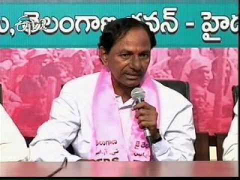 TRS will play role in national politics , says KCR