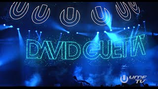 David Guetta Miami Ultra Music Festival 2015
