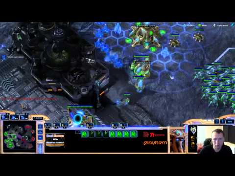 [HOTS] White-Ra [P] vs Winter [Z] FP VOD  - December 7 2012 - PvZ