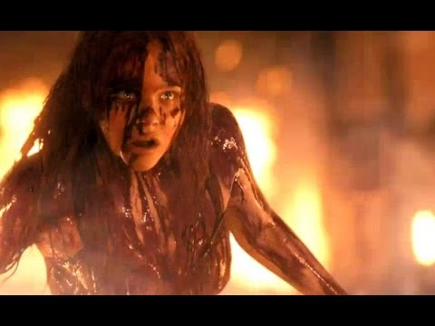 Carrie Official Trailer 1 Hd Chloe Moretz