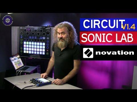 Sonic LAB Novation Circuit 1.4 Firmware