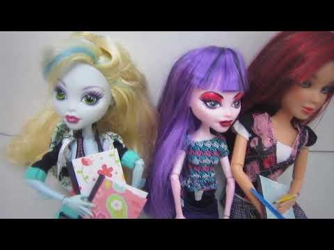 Episodio 632- Cómo hacer útiles escolares en miniatura para muñecas  - 10 manualidades