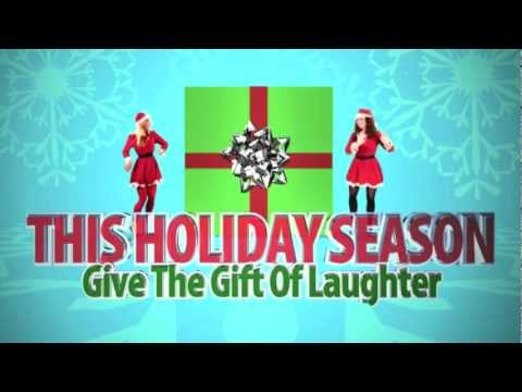 Stand Up Toledo – Santa Says Give The Gift of Laughter