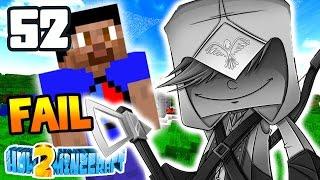 "Minecraft: How 2 Minecraft! (Season Two) ""Assassination Fail...!"" Episode 52 (Minecraft 1.8 SMP)"