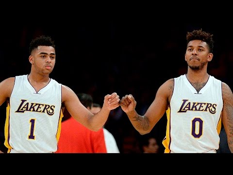 D'Angelo Russell Secretly Records Nick Young Admitting to Cheating