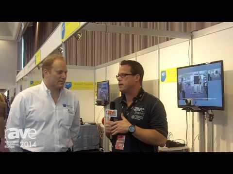 ISE 2014: rAVe's Gary Kayye Talks to Dave Neaderland of Sound Control Technologies