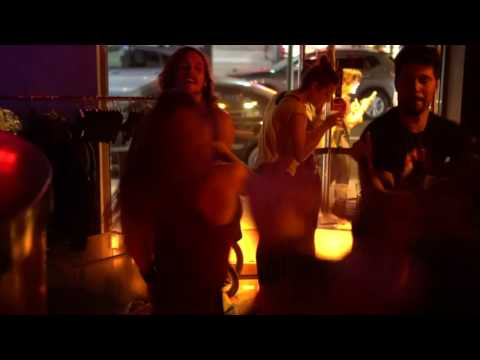 00110 NYC Solas Social - Jessica Maria Gilson RyEl ~ video by Zouk Soul