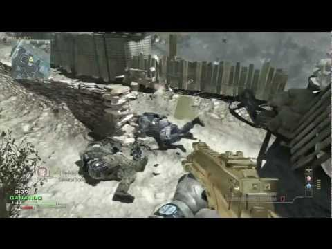 3vs3 - FACE OFF Con Alexby y sTaXx - Modern Warfare 3