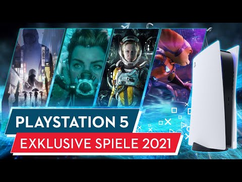 Diese Spiele erscheinen 2021 exklusiv für PlayStation 5