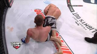 Bellator MMA: Draft Ops Fantasy Finish of the Night 4.10.15