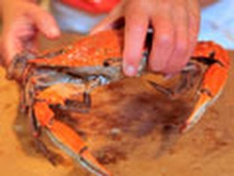 How to Pick and Eat Crab